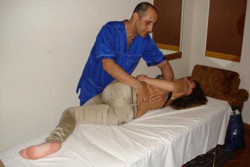 Мануальный терапевт балашиха